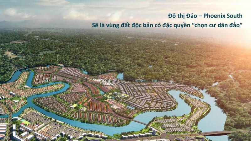 Aqua City Phoenix South Dao Phuong Hoang 1
