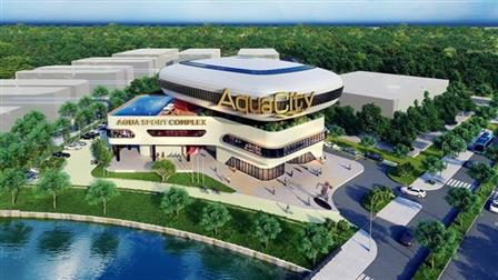 Aqua Complex Aqua City Phoenix South Dao Phuong Hoang