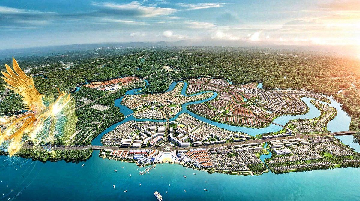 Banner Aqua City Phoenix South Dao Phuong Hoang