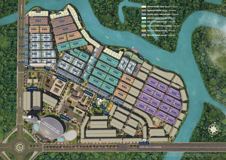 Mat Bang Aqua City The Valencia 1 Copy