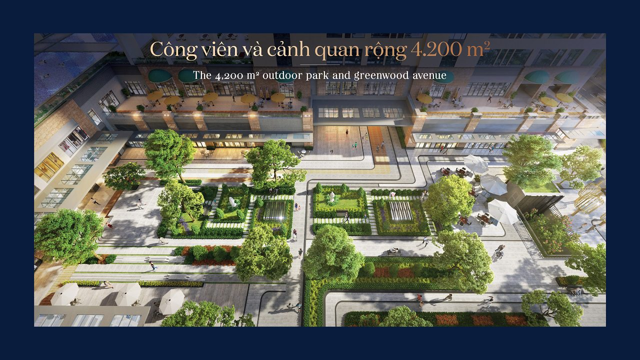 The Grand Manhattan Ra Mat Thap Parkview So Huu Tam Nhin Ve 2 Cong Vien Lon Tai Trung Tam Quan 1