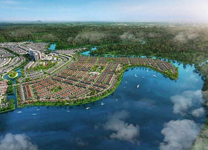 Aqua City Tang Suc Hut Nho Tien Do Va Tiem Nang Sinh Loi 1