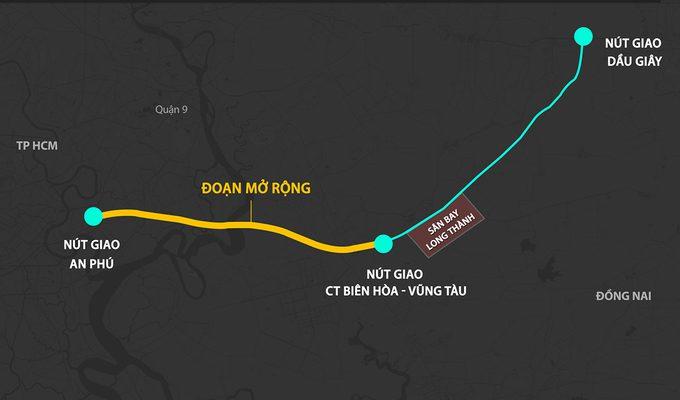 Ct Long Thanh Dau Giay