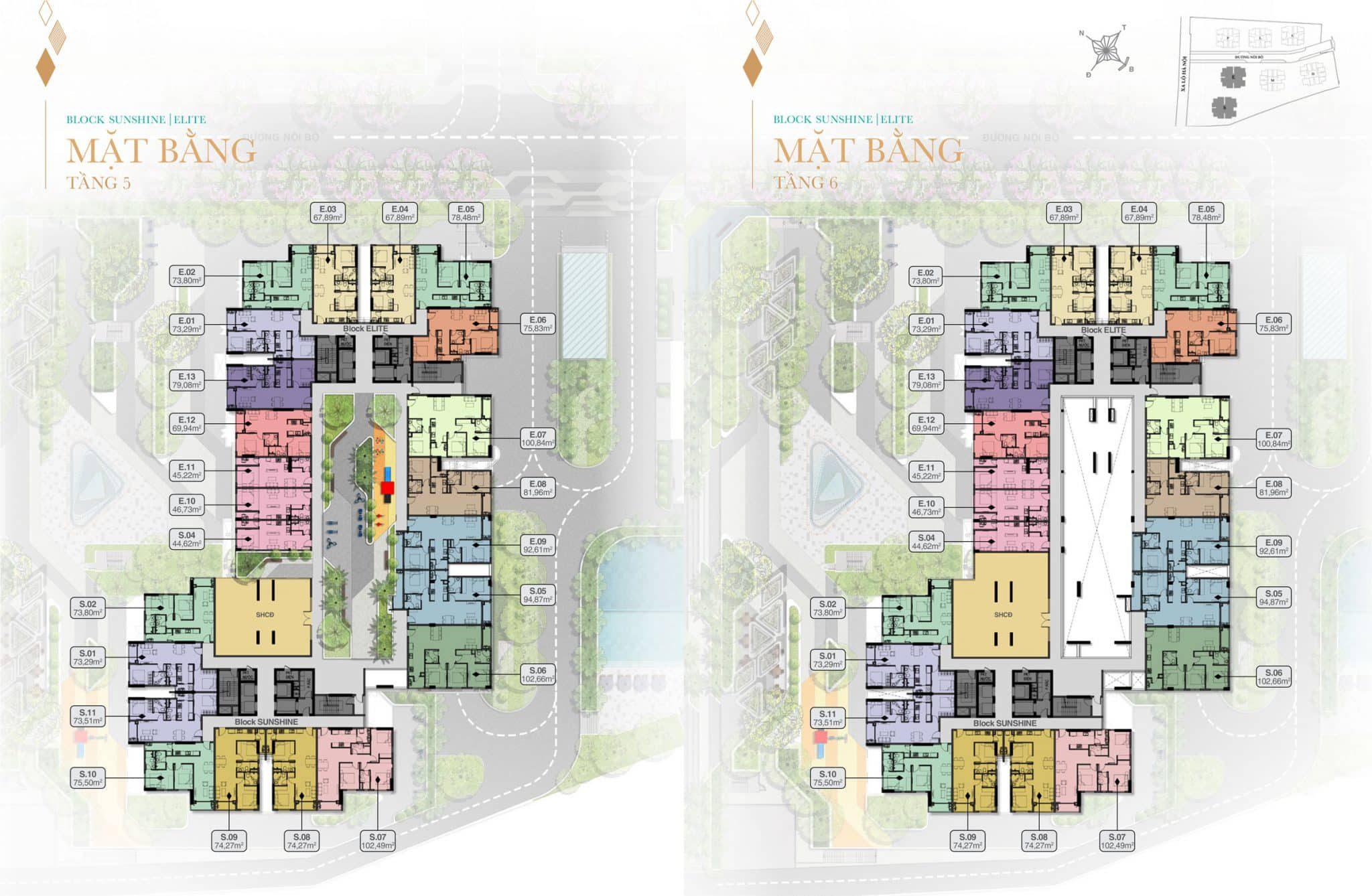 Mat Bang Tang 5 Va 6 Block Sunshine Va Elite