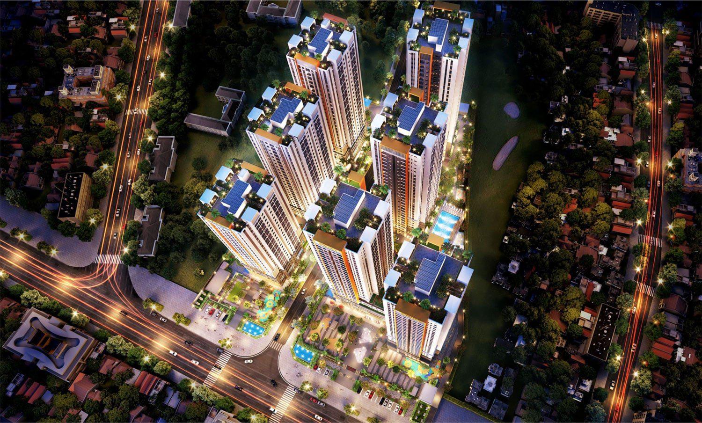 Căn hộ Biên Hòa UniVerse Complex