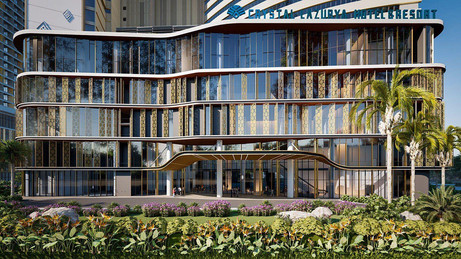 Thiet Ke Chi Tiet Sunbay Park Hotel Va Resort Phan Rang