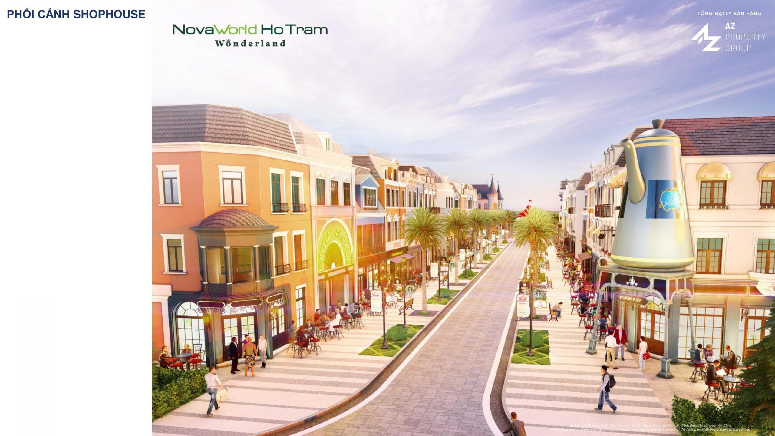 Tien Ich Novaworld Ho Tram Wonderland