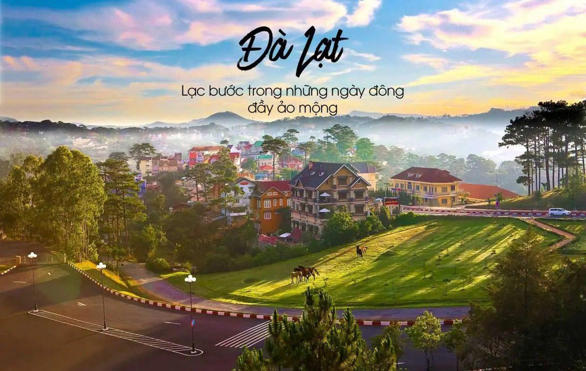 Novaworld Tai Da Lat Lam Dong