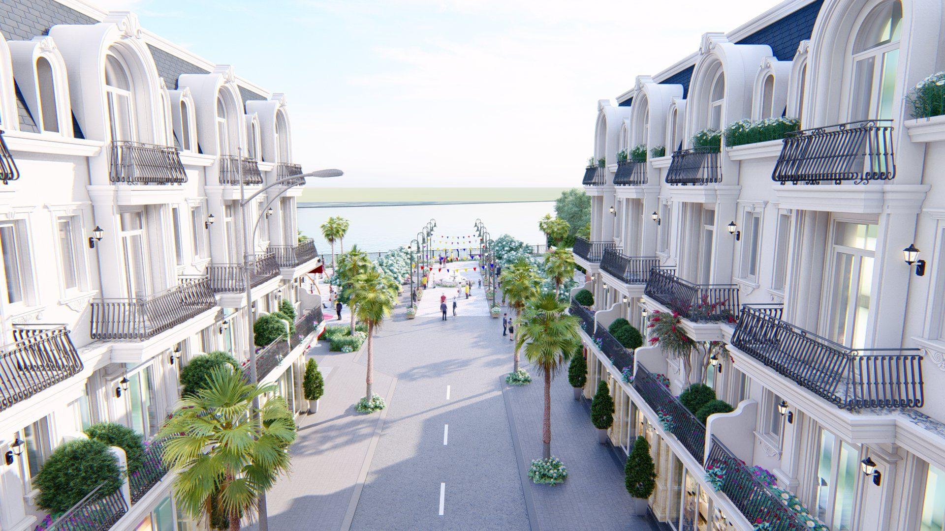 Nha Pho Nguyen Xien Tps Land